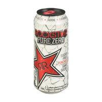 Rock Star Pure Zero Sugar Free Punched 473 Ml