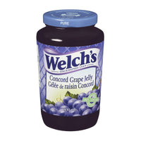 Welchs Concord Grape Jelly	500 Ml