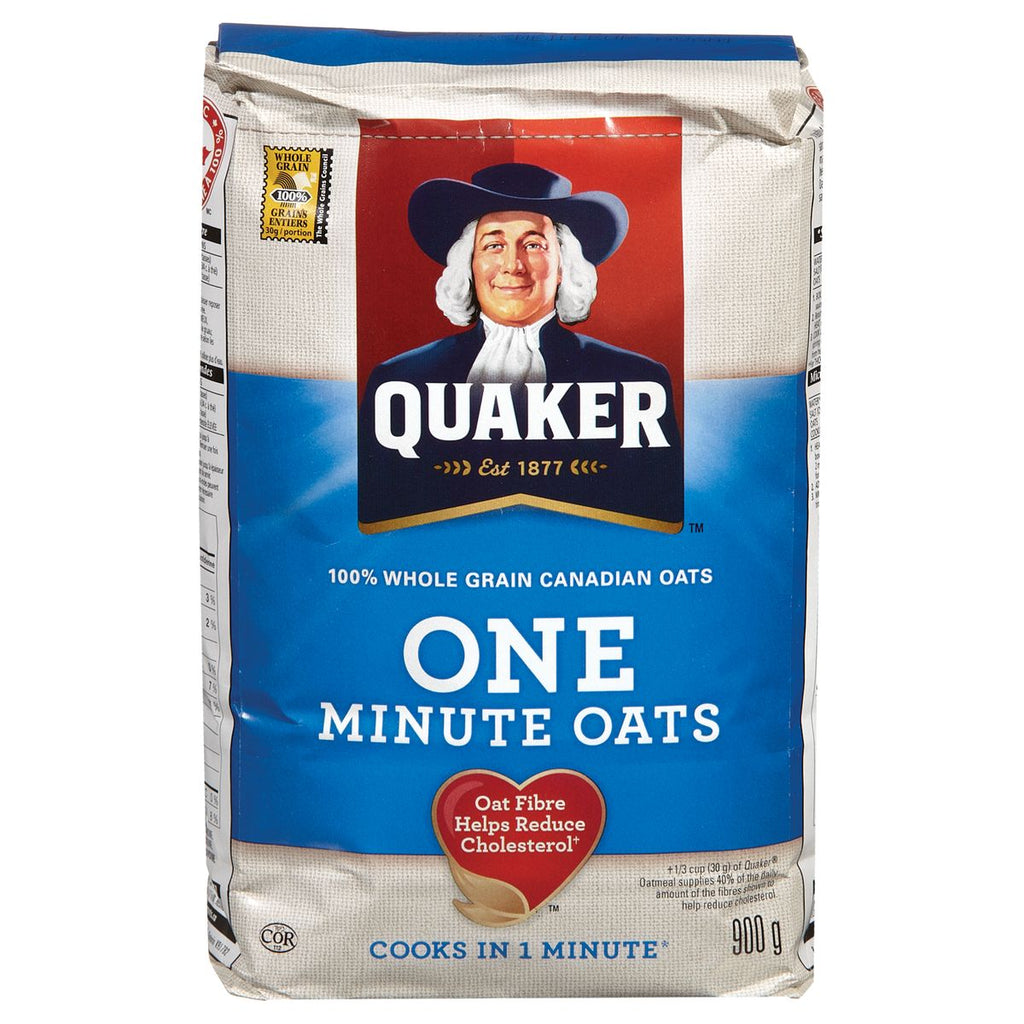 One Minute Quaker® Oats 900g