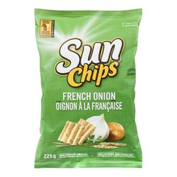 SUNCHIPS FRENCH ONION CHIPS	225 G