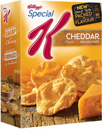 Special K Crackers, Cheddar 113g