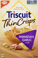 Christie Triscuit, Garlic Parmesan	200g