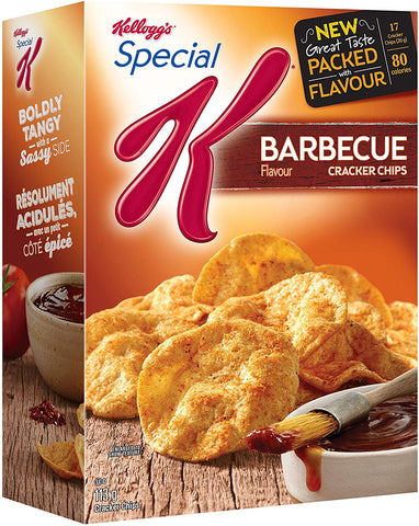 SPECIAL K BBQ CRACKERS	113 GR
