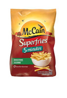 Mccain 5 Min Superfries 650G