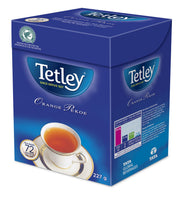 Tetley Tea Bags Orange Pekoe 72pk