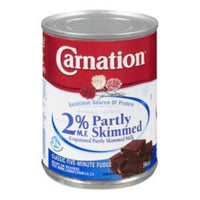 Carnation 2% Evaporated Partly Skimmed Milk 354mL