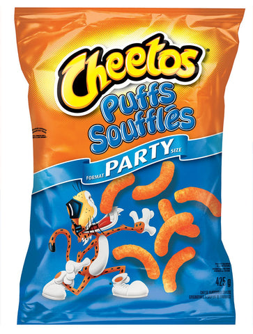 CHEETOS PUFFS PARTY SIZE	425 G