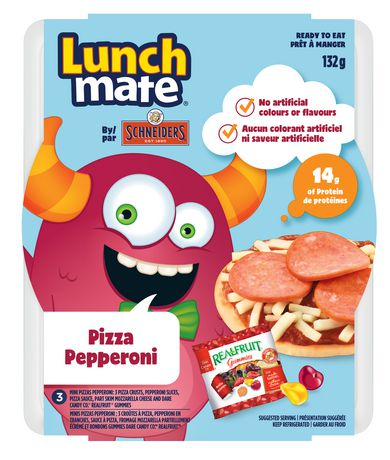 Schneiders Lunch Mate™ Pepperoni Pizza 132 g