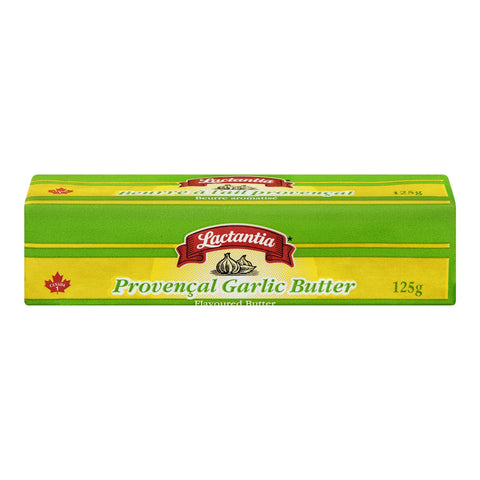 LACTANTIA GARLIC BUTTER 125 GR 125G