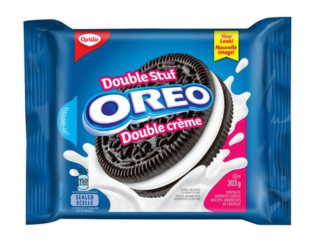 Christie Oreo Double Stuff Cookies 303g