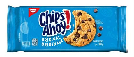 Chips Ahoy! Original Chocolate Chip Cookies 300g