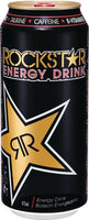 Rock Star Black Energy Drink Double Size 473 Ml