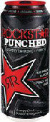 Rock Star Blk/Red Punched Tropical Punch 473 Ml