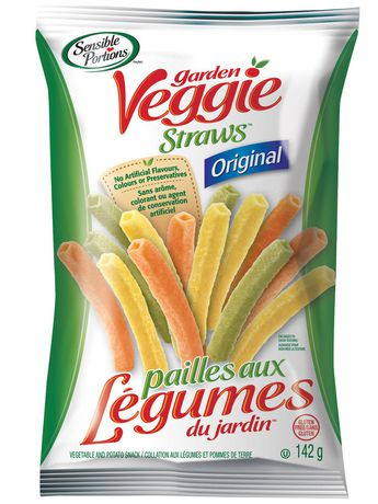 Sensible Portions Veggie Straws Original 142 g