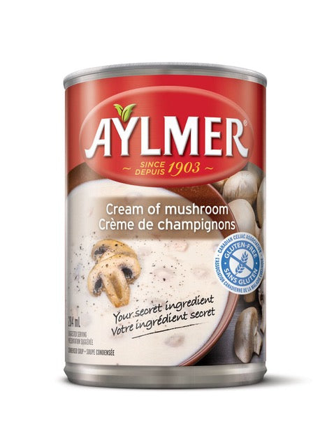 Aylmer Cream of Mushroom Soup 284ml