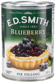 Ed Smith Blueberry Pie Filling 19Oz.