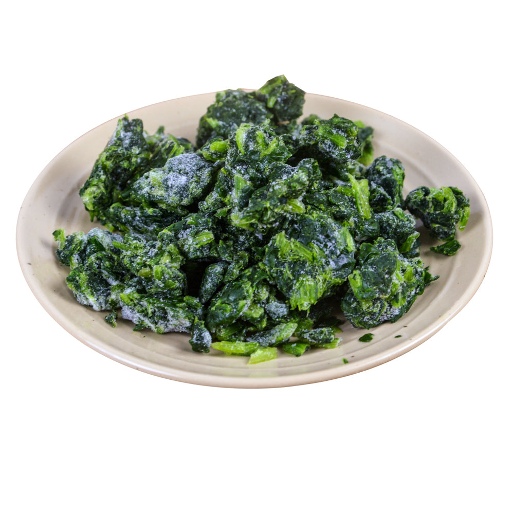 M-R CHOPPED SPINACH PORTIONS	1 KG.
