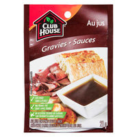 Club House Au Jus Gravy Envelope