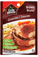 Club House Brown Gravy Envelope