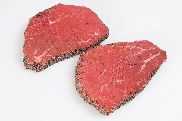 Eye Of Round Marinating Steak With Pepper 1Kg