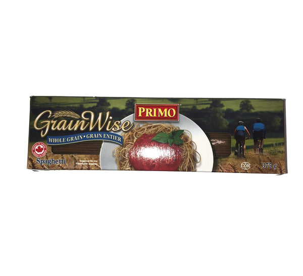 Gw Whole Grain Spaghetti 375 G