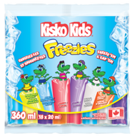 Kisko Kids Freezies 18x20ML