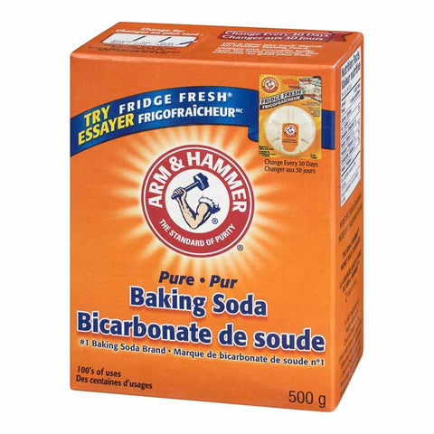 ARM HAMMER  BAKING SODA 500GR.