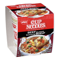 Nissin Cup Noodle, Beef 64g
