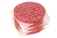 Lean Ground BBQ Burgers 1Kg