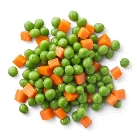 M-R PEAS AND CARROTS	1 KG