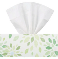 Majesta Facial Tissue Assorted 136Sheet