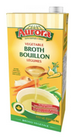 Aurora Vegetable Broth 900 ML