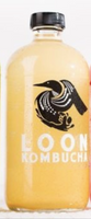 Loon Kombucha Lemon Ginger 500 Ml