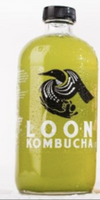Loon Kombucha Sour Apple 500 Ml