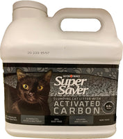 Super Saver Act Carbon  Cat Litter 6.5Kg