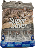 Super Saver Antibacterial Litter 16 Kg