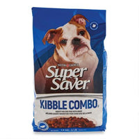 Super Saver Dog Kibble Combo 1.8Kg