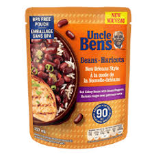 Uncle Bens New Orleans Beans 227ml