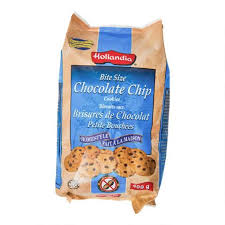 Hollandia Chocolate Chip Cookies 400g
