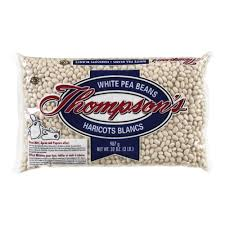 Thompson White Pea Beans 907g