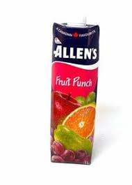 Allens Fruit Punch 1 Litre