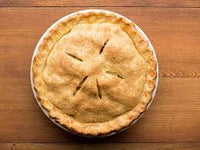 Apple Pie Large 10inch