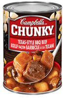 Chunky Texas BBQ Beef Soup 540ml