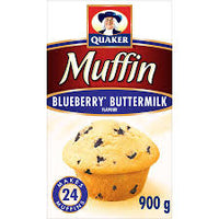 Quaker Blueberry Muffin Mix 900g