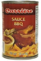 Carrierre BBQ Gravy Sauce 398ml