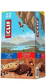 Clif assorted Energy Bars 22x68g