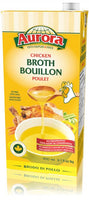 Aurora Chicken Broth 900 ML