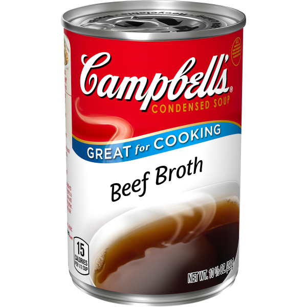 Campbell's Beef Broth 284mL