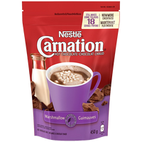 Nestle Carnation Hot Chocolate Marshmallow	450g