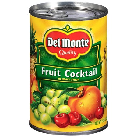 DEL MONTE FRUIT COCKTAIL 14OZ